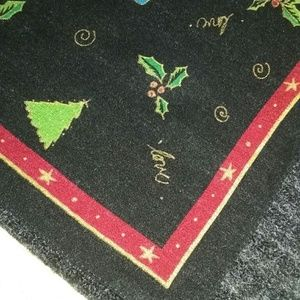 Accessories - Christmas Scarf